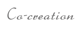 Co-creation It creates value