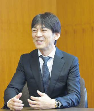 President Kohhei Hamada